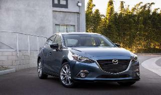 Mazda Mazda 3 2015
