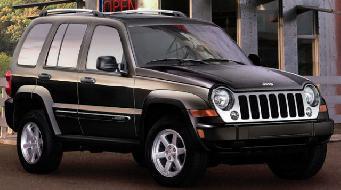 Chrysler Jeep Liberty 2013