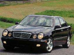 Mercedes Benz Clase E 2001